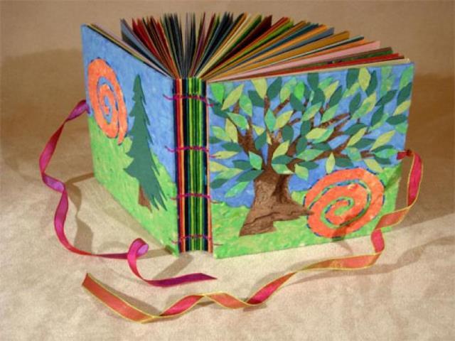 Книга сказок в детский сад своими руками